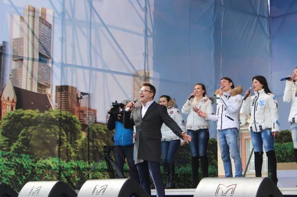 Сергей Войтенко исполнит свои знаменитые песни