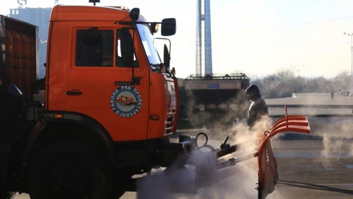 В Ростове закупят коммунальную технику на 71 млн рублей
