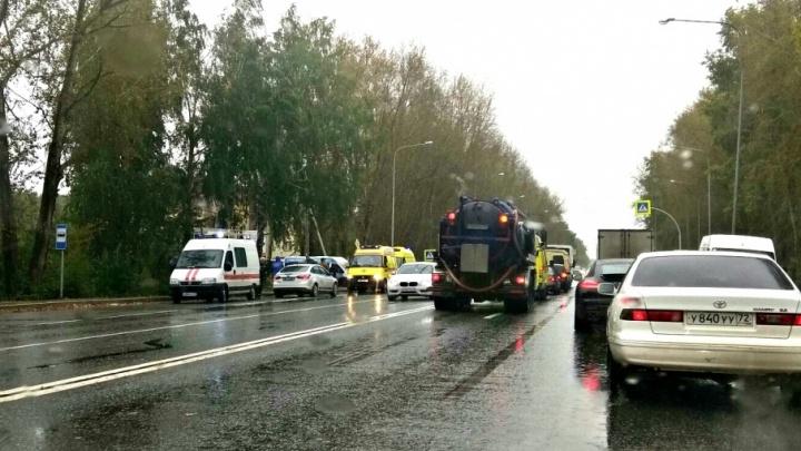 Пьяный водитель «Лады» устроил ДТП на Червишевском тракте