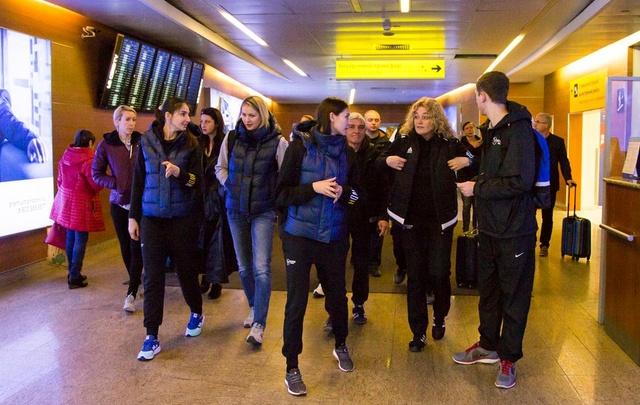 Игроки «Ростов-Дона» отправились на матч Кубка ЕГФ в Германию