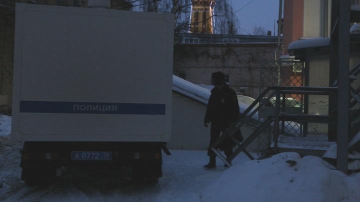 Мужчину, подозреваемого в убийстве ярославского бизнесмена, взяли под стражу