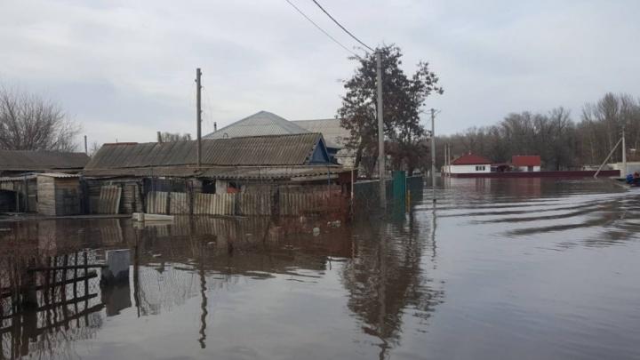 Трём районам Волгоградской области грозят «критические дни» паводка