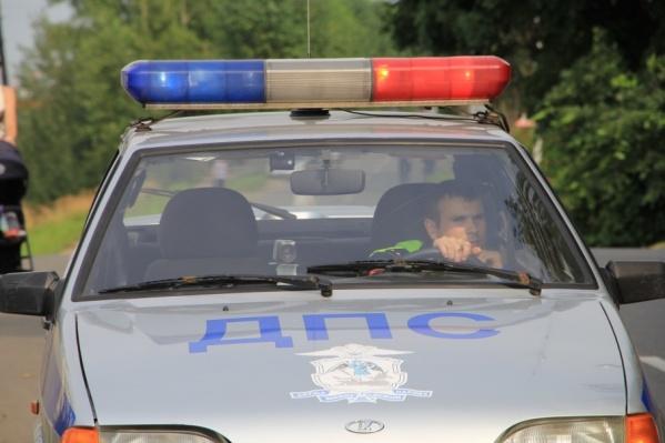 За выходные сотрудниками ГИБДД зафиксировано 8 столкновений автомобилей