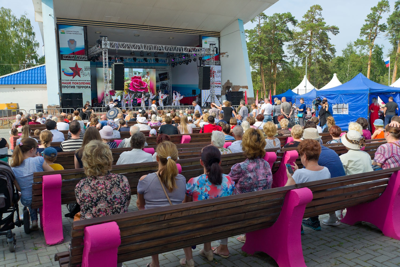 Концерту предшествовали конкурсные прослушивания в субботу