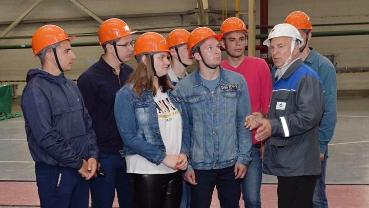 На Ростовской АЭС готовят будущих атомщиков для Беларуси