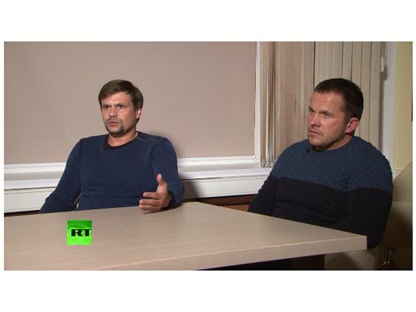 кадр из видео/RT