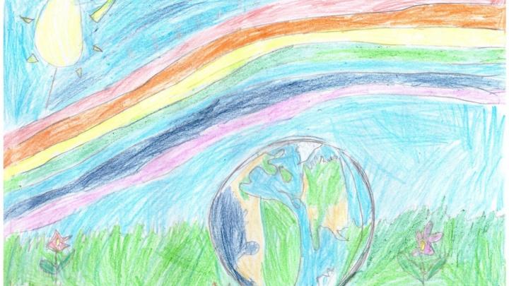 Среди победителей конкурса «Дети рисуют мир» – юные жители Дона