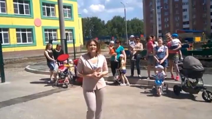 Жители «Новой Самары» просят Владимира Путина помочь в открытии детского сада