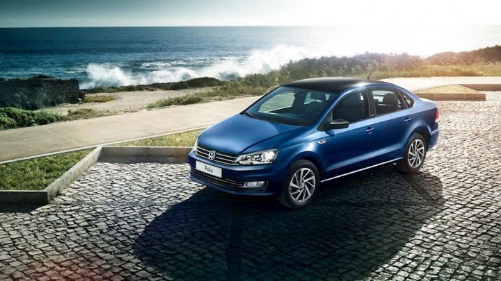 Volkswagen Polo: в июне еще доступнее в «Волга-Раст»