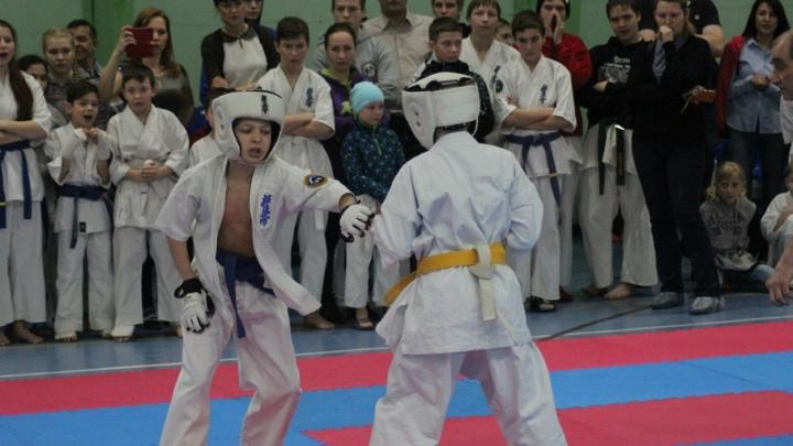 Архангельский каратист взял бронзу на всероссийском турнире в Самаре