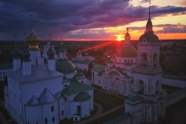 Здесь в эти выходные пройдет шикарный фестиваль «Ростовское действо»