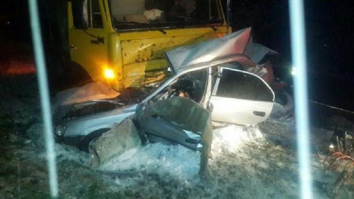 Смертельное столкновение: жители Ростовской области погибли в ДТП на Ставрополье