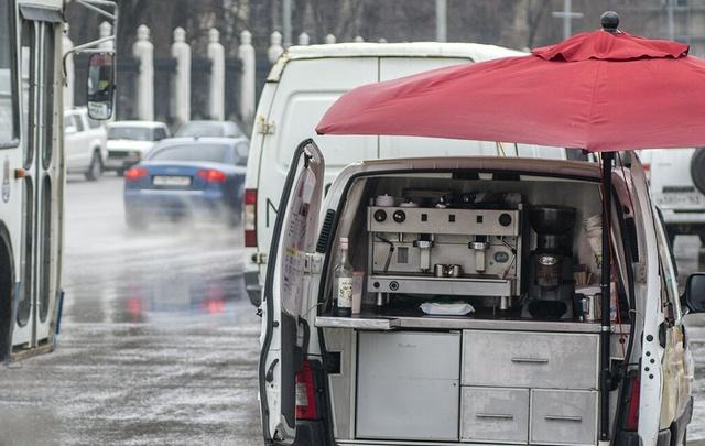 В Ростове могут узаконить мобильные кофейни