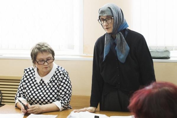 Людмила Любимова в суде заявила, что спасла детей