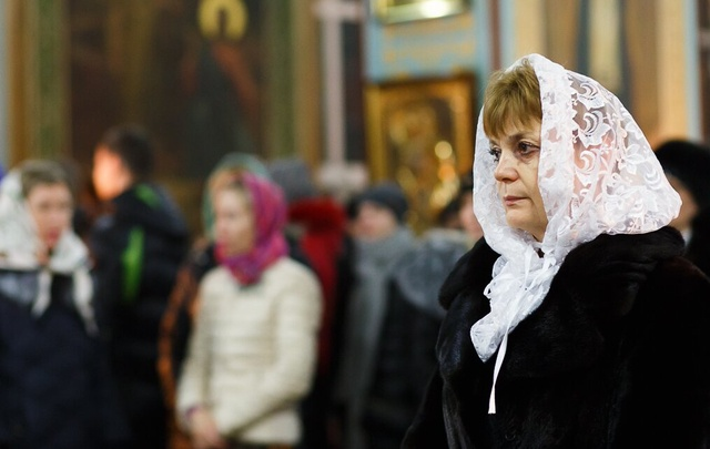 Пасхальная ночь в Волгограде будет холодной
