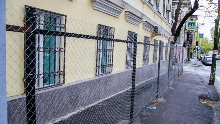 Международный конфликт: Украина незаконно заняла часть ростовской улицы