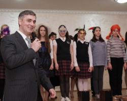 Театральные артисты проведут неделю в ростовских школах