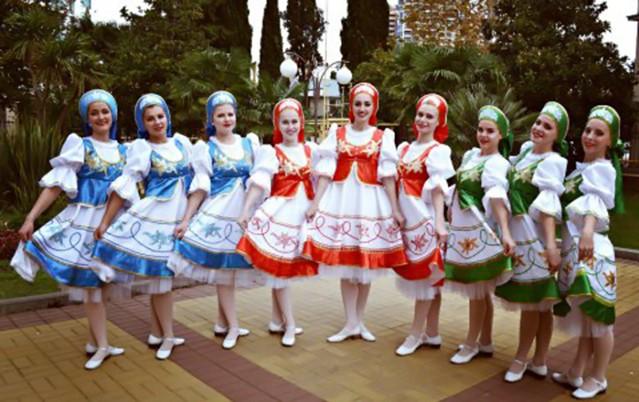 Ансамбль танца ЮУрГУ взял призы на фестивале в Сочи