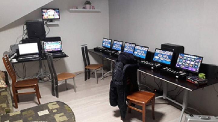 В Волгограде накрыли подпольное казино