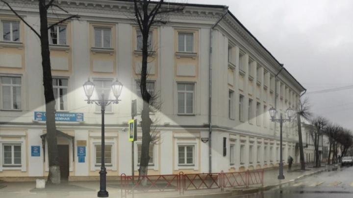 Советскую площадь в Ярославле подсветят на 17 миллионов