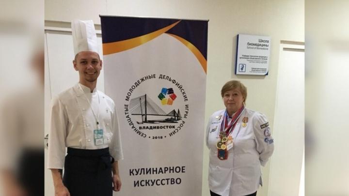 «Я должен любить готовить всё»: молодой кулинар из Архангельска — о серебре Дельфийских игр и любимом деле