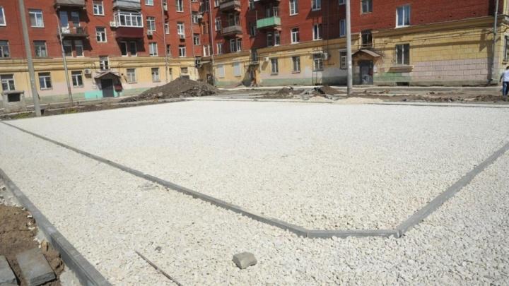 Размером с квартал: в Самаре реконструируют самый большой двор Кировского района