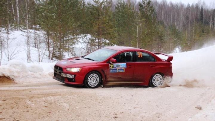 Ярославские гонщики заняли первое место на соревнованиях по ралли