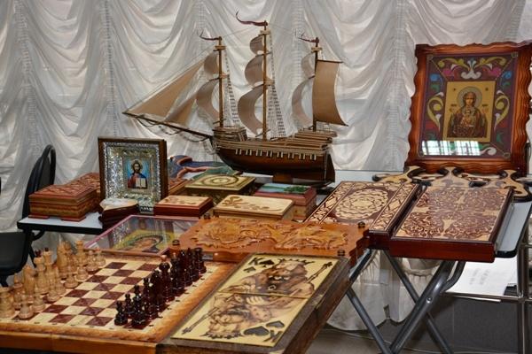 В магазине «Воробьевы горы» продается продукция, сделанная зауральскими заключенными