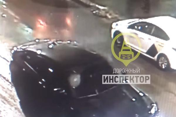 """Кадр из видео на YouTube-канале """"Дорожный инспектор. Санкт-Петербург"""""""