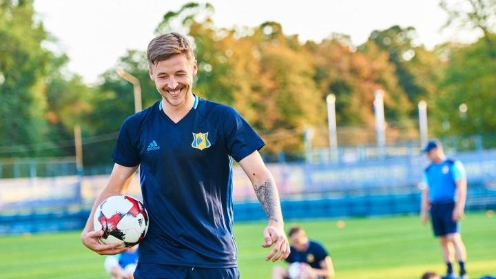 Расторгнувший контракт с «Ростовом» футболист Максим Григорьев может перейти в «Урал»