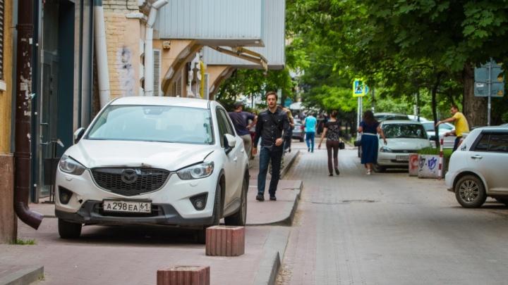 Чем хуже условия — тем меньше машин: ростовчанин предложил сделать все парковки платными