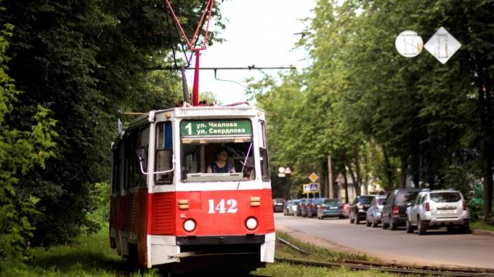 В Ярославле отменят и сократят трамвайные маршруты