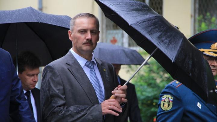 Медиарейтинг главы Архангельска Игоря Годзиша обвалился на три пункта