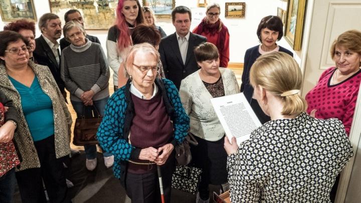 Прошлое на ощупь: музей Плотниковой в Архангельске создаст экскурсии для слепых