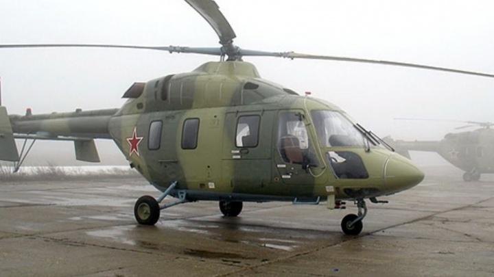 Сызранское училище получит пять вертолетов «Ансат-У»