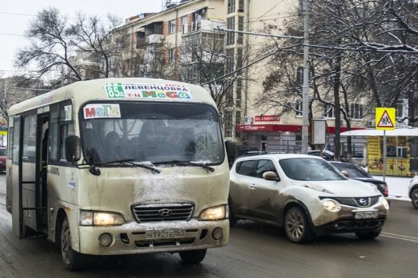 Маршрутки из Александровки летом немного изменят маршрут