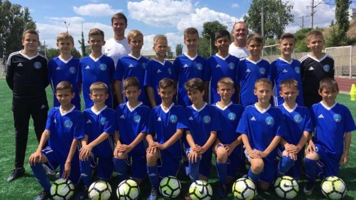 «Волгарастики» – надежда волгоградского футбола