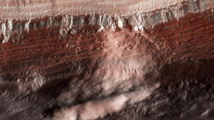 Ученый из Архангельска изобрел способ создать на Марсе облака