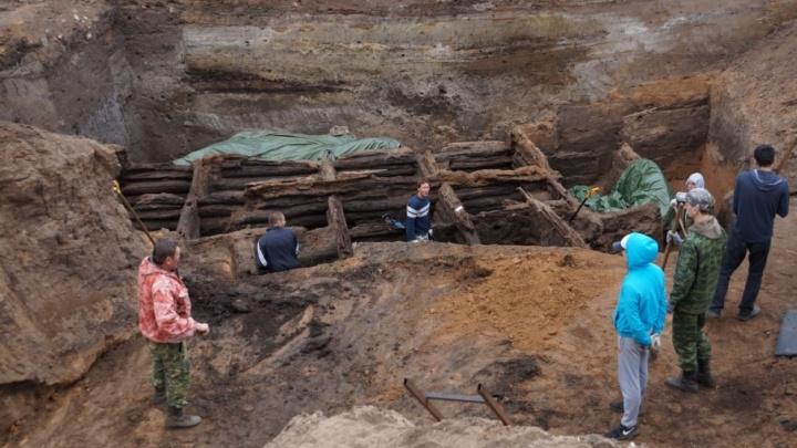 Без выходных и праздников: археологи ищут вторую самарскую крепость