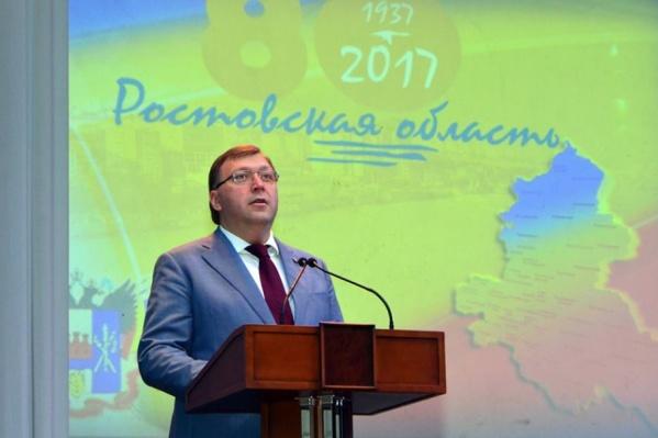 Александр Ищенко не видит смысла в переименовании Ростовской области