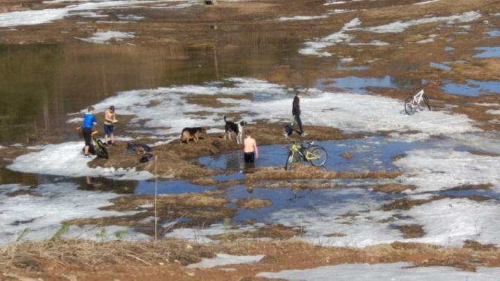 Припекло: в Ярославской области открыли купальный сезон