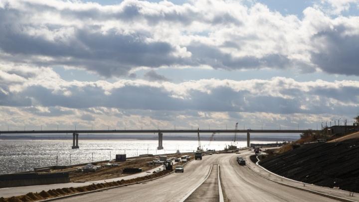 Куда Нулевая выведет: волгоградцы досрочно открыли рокадную магистраль
