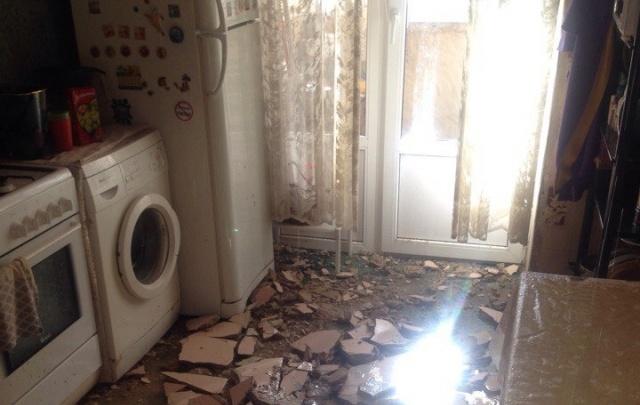 Управляющая компания обвинила пенсионеров в затоплении кипятком дома в центре Ростова