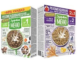 Dr. Naturi: новый бренд здорового питания