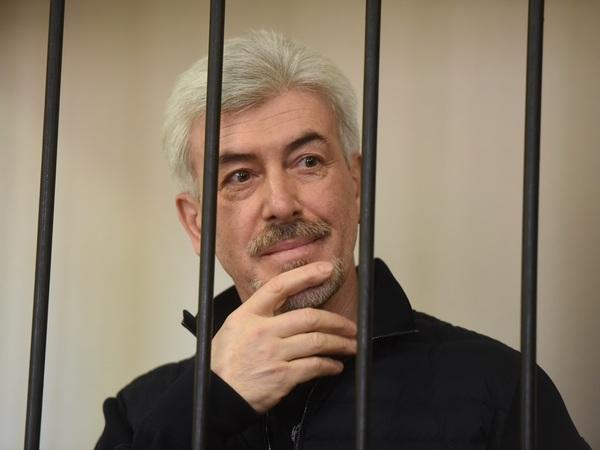 Валерий Израйлит// Александр Коряков/Коммерсантъ