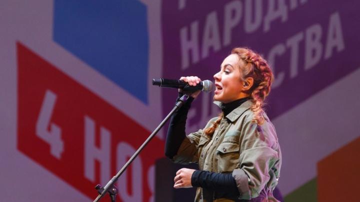 Певица МакSим устроила в Волгограде «Гоп-стоп»