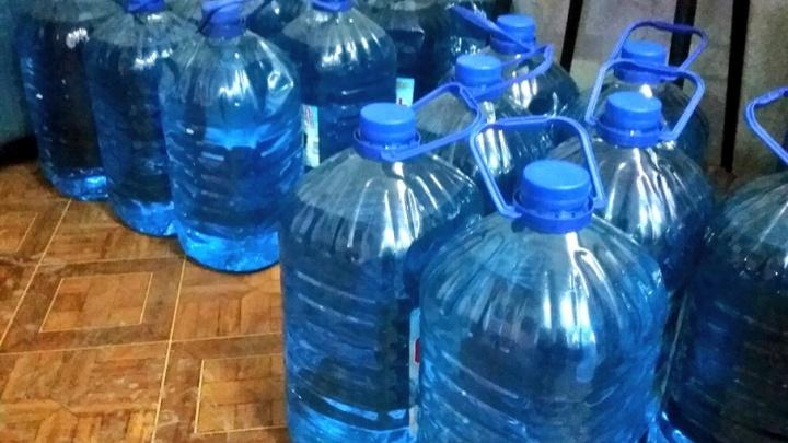 В Самаре изъяли 100 литров поддельной «незамерзайки»