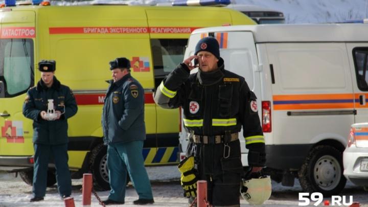 «Никогда не видел столько военных и полицейских вместе»: в Перми проходят учения ФСБ