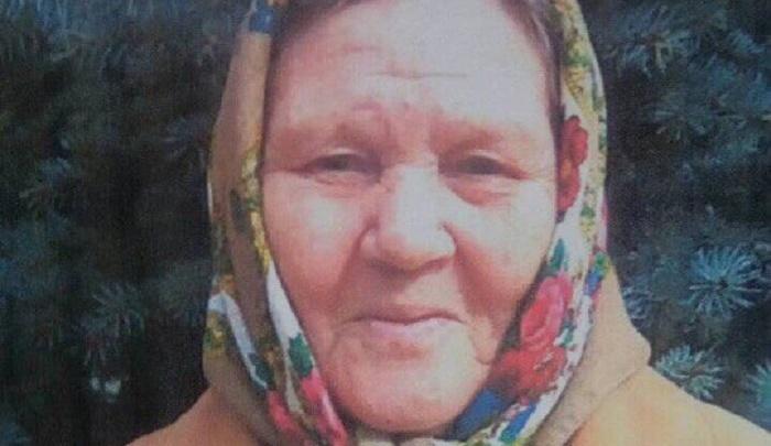 В Тюмени пропала 82-летняя женщина