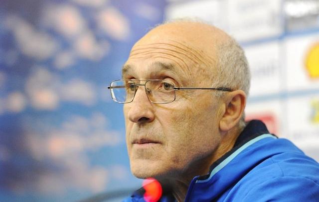Спасибо за терпение: главный тренер желто-синих Иван Данильянц поблагодарил болельщиков